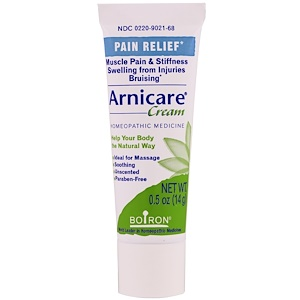 Бойрон, Arnicare Cream, 0.5 oz (14 g) отзывы покупателей