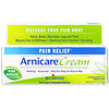 Boiron, Arnicare Cream, Pain Relief, Unscented, 2.5 oz (70 g)