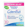 Boiron, Camilia, Teething Relief, 1 Month + , 30 Doses, .034 fl oz (1 ml) Each