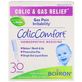 Boiron, ColicComfort, Colic & Gas Relief, 30 Doses, .034 fl oz Each