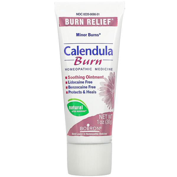 Calendula, Burn, Soothing Ointment, 1 oz (30 g)