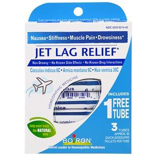 Boiron, تخفيف أعراض اضطراب الرحلات الجوية، 80 حبة سريعة الذوبان في كل عبوة