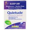 Boiron, Quietude, Sleep Aid, 60 Quick-Dissolving Tablets