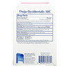 Boiron, Thuja Occidentalis 30C, Wart Removal, 3 Tubes, Approx 80 Pellets Per Tube