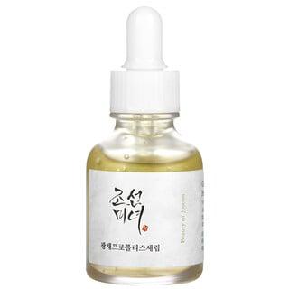 Beauty of Joseon, 亮澤精華,蜂膠 + 煙醯胺,1.01 液量盎司(30 毫升)