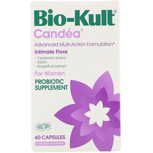 Bio-Kult, Candea, Advanced Multi-Action Formulation, 60 Capsules отзывы