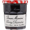 Bonne Maman, Cherry Preserves, 13 oz (370 g)