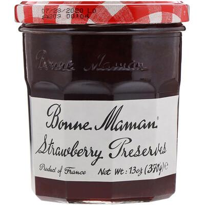 Купить Bonne Maman Strawberry Preserves, 13 oz (370 g)
