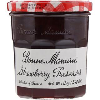Bonne Maman, 草莓果脯,13 盎司(370 克)