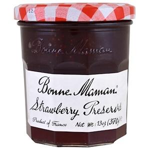 Bonne Maman, Strawberry Preserves, 13 oz (370 g) инструкция, применение, состав, противопоказания
