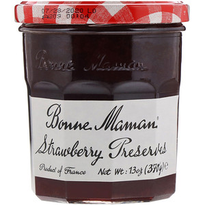 Бонн Маман, Strawberry Preserves, 13 oz (370 g) отзывы покупателей