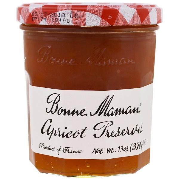 Bonne Maman, Apricot Preserves, 13 oz (370 g)
