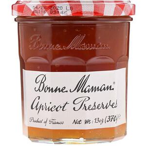 Бонн Маман, Apricot Preserves, 13 oz (370 g) отзывы покупателей