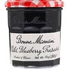 Bonne Maman, Wild Blueberry Preserves, 13 oz (370 g)