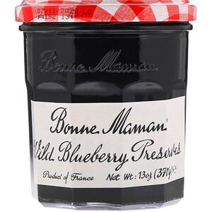 Бонн Маман, Wild Blueberry Preserves, 13 oz (370 g) отзывы покупателей
