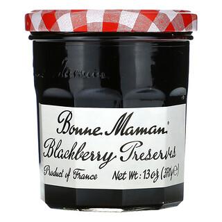 Bonne Maman, Blackberry Preserves, 13 oz (370 g)