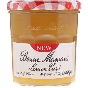 Бонн Маман, Lemon Curd, 12.7 oz (360 g) отзывы покупателей