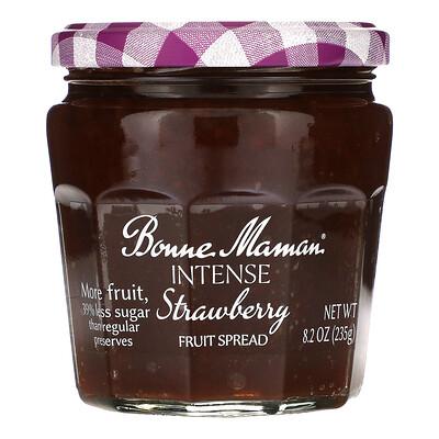 Bonne Maman Intense Strawberry Fruit Spread, 8.2 oz (235 g)  - Купить