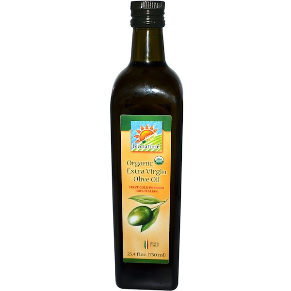 Bionaturae, Organic Extra Virgin Olive Oil, 25.4 fl oz (750 ml)