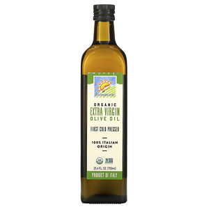Бионатурае, Organic Extra Virgin Olive Oil, 25.4 fl oz (750 ml) отзывы покупателей