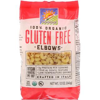 Bionaturae, 100% Organic Gluten Free Elbows, 12 oz (340 g)