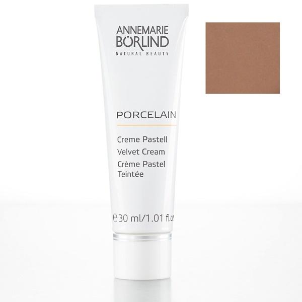 AnneMarie Borlind, ベルベットクリーム、ポーセリン、1.01 fl oz (30 ml) (Discontinued Item)