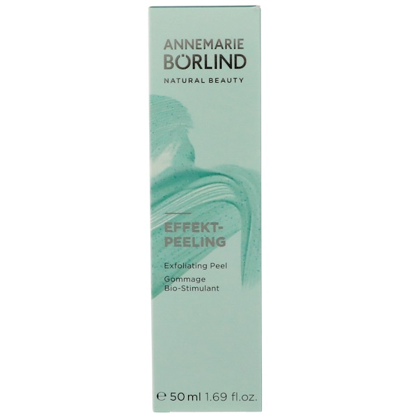 AnneMarie Borlind, Exfoliating Peel, 1.69 fl oz (50 ml) (Discontinued Item)