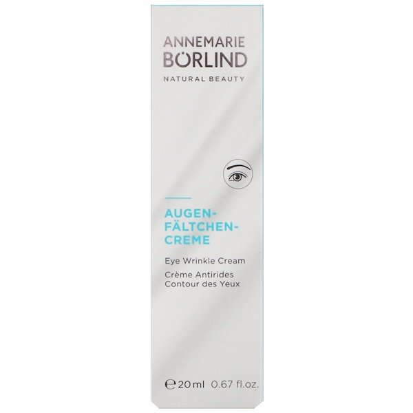 AnneMarie Borlind, Eye Wrinkle Cream, 0.67 fl oz (20 ml)
