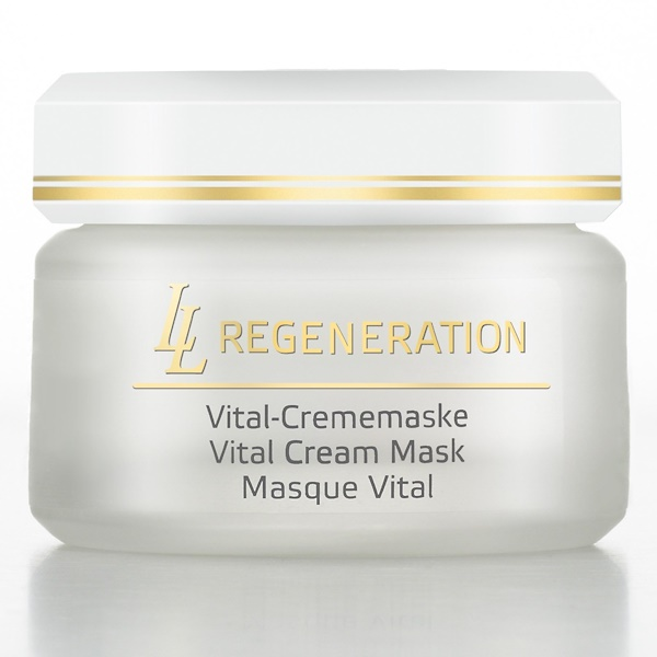 AnneMarie Borlind, LL Regeneration, Vital Cream Mask, 1.69 fl oz (50 ml) (Discontinued Item)