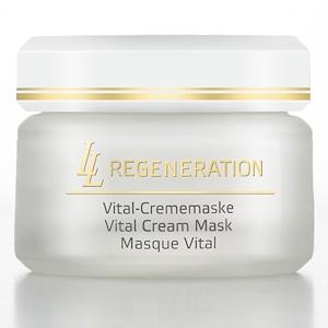 АннМари Борлинд, LL Regeneration, Vital Cream Mask, 1.69 fl oz (50 ml) отзывы