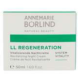 Отзывы о AnneMarie Borlind, LL Regeneration, Ревитализирующий ночной крем, 1,69 ж. унц.(50 мл)
