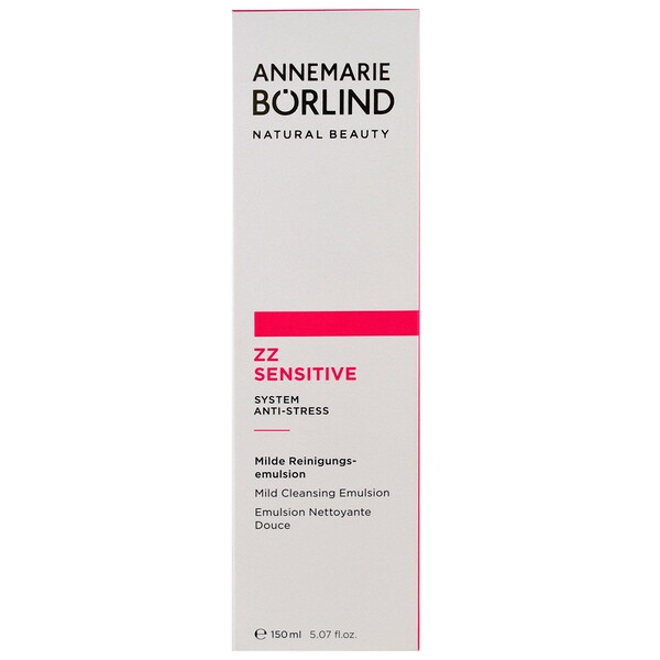 AnneMarie Borlind, ZZ Sensitive, System Anti-Stress, 5.07 fl oz (150 ml) (Discontinued Item)