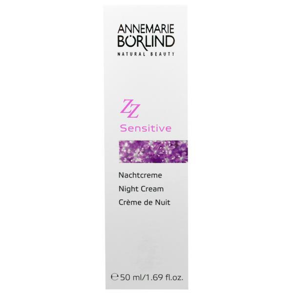 AnneMarie Borlind, ZZ Sensitive, Night Cream, 1.69 fl oz (50 ml)