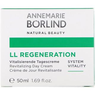 AnneMarie Borlind, LL Regeneration، كريم النهار، 1.69 أونصة سائلة (50 مل)