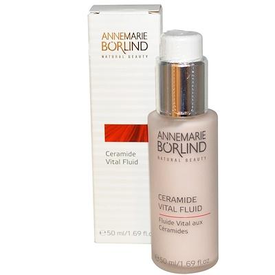 Купить AnneMarie Borlind Жидкость Ceramide Vital, 50 мл (1, 69 жидкой унции)