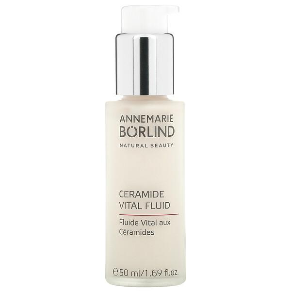 AnneMarie Borlind, Ceramide Vital Fluid, 1.69 fl oz (50 ml)