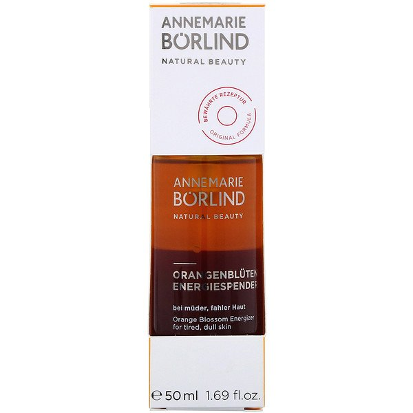 AnneMarie Borlind, Énergisant à la fleur d'orange, 1,69 fl oz (50 ml)