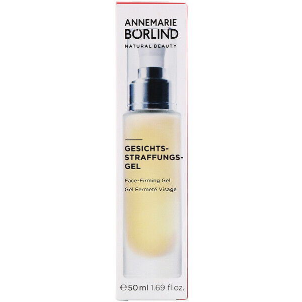 AnneMarie Borlind, Gel reafirmante facial, 1.69 fl oz (50 ml)