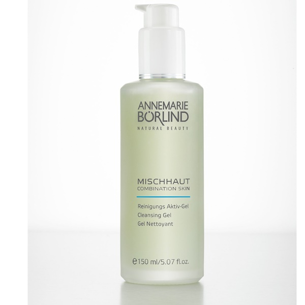 AnneMarie Borlind, Combination Skin, Cleansing Gel, 5.07 fl oz (150 ml) (Discontinued Item)