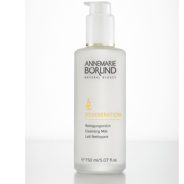 AnneMarie Borlind, LL リジェネレーション、クレンジング・ミルク、5.07 オンス (150 ml)