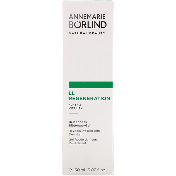 AnneMarie Borlind, LL Regeneration, Gel Rocío de Flores, 5.07 fl oz (150 ml)