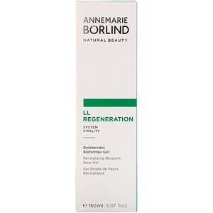 АннМари Борлинд, LL Regeneration, Revitalizing Blossom Dew Gel, 5.07 fl oz (150 ml) отзывы