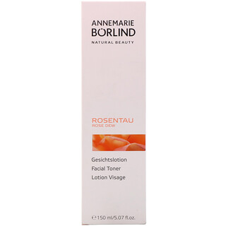 AnneMarie Borlind, Rose Dew, Facial Toner, 5.07 fl oz (150 ml)