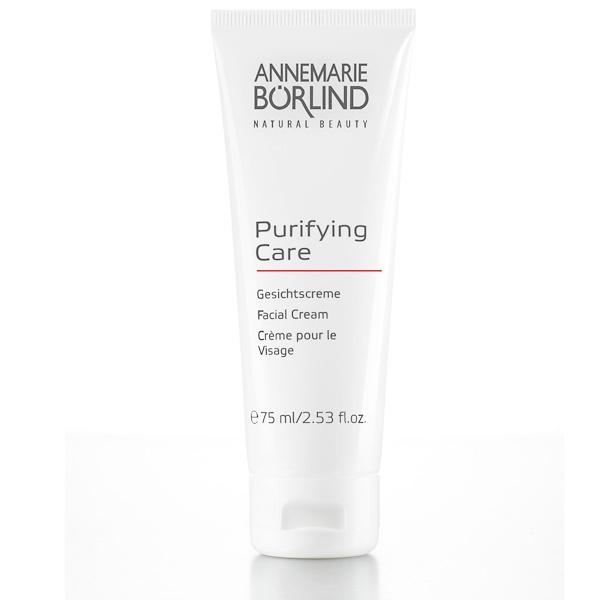AnneMarie Borlind, Purifying Care, Facial Cream, 2.53 fl oz (75 ml)