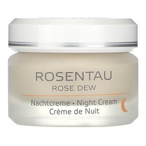 АннМари Борлинд, Rose Dew Night Cream, 1.69 fl oz (50 ml) отзывы покупателей