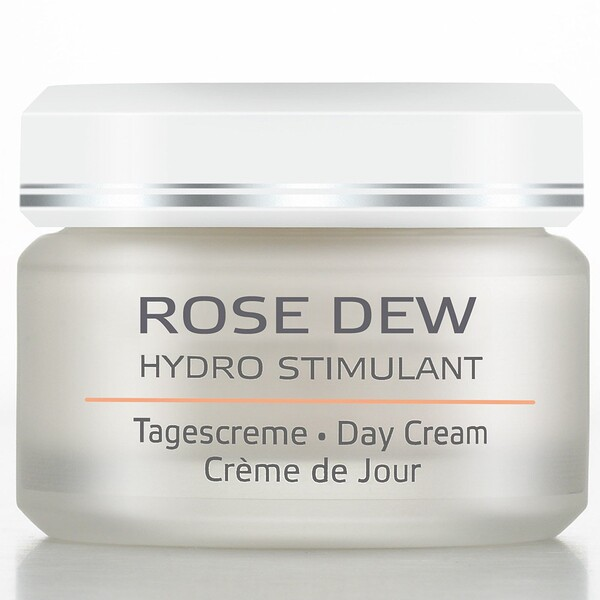 Hydro Stimulant, Day Cream, Rose Dew, 1.69 fl oz (50 ml)