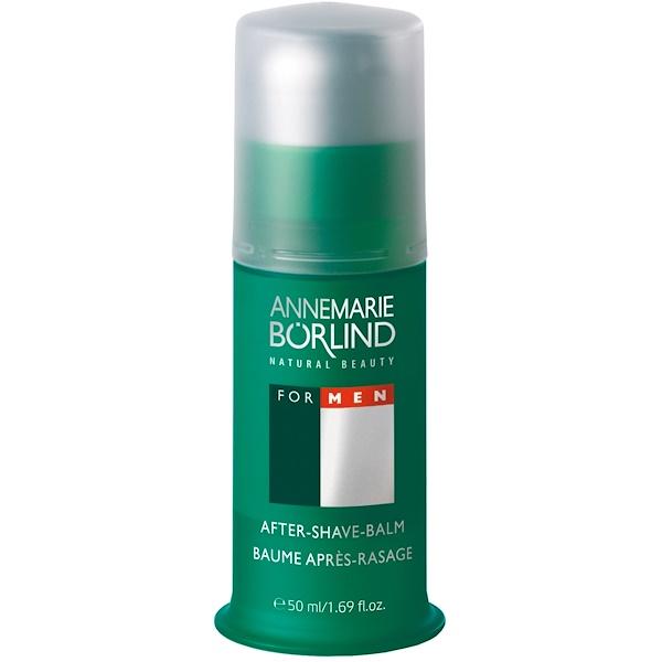 AnneMarie Borlind, For Men, After Shave Balm, 1.69 fl oz (50 ml) (Discontinued Item)