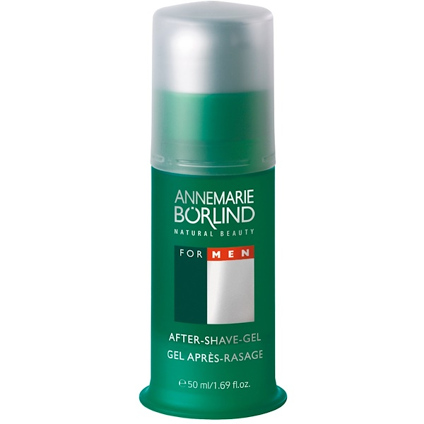 AnneMarie Borlind, For Men, After-Shave-Gel, 1.69 fl oz (50 ml) (Discontinued Item)