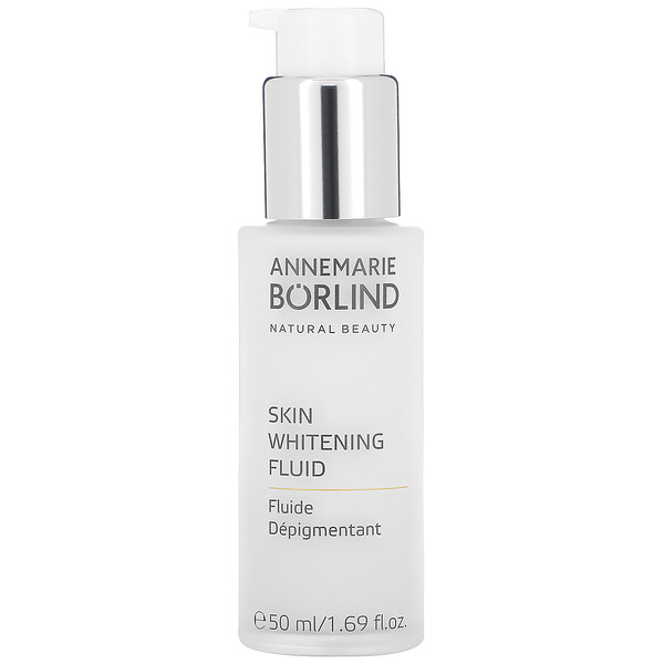 AnneMarie Borlind, Skin Whitening Fluid, 1.69 fl oz (50 ml)