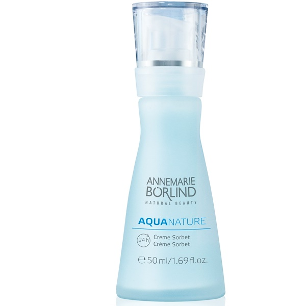 AnneMarie Borlind, Aqua Nature, 24h Creme Sorbet, 1.69 fl oz (50 ml) (Discontinued Item)